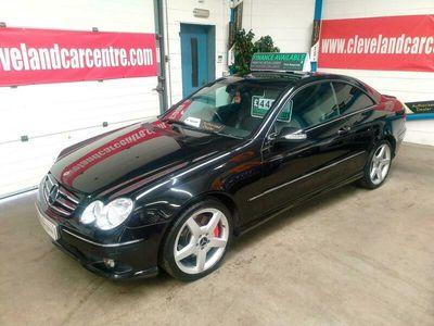 used Mercedes CLK200 CLK 1.8Kompressor (184bhp) Sport Coupe 2d 1796cc auto
