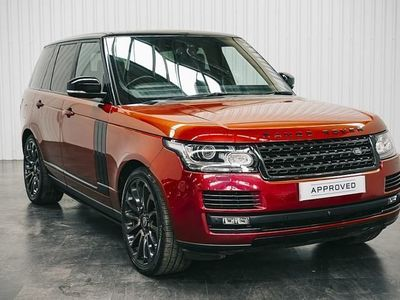 used Land Rover Range Rover Diesel Estate 4.4 SDV8 Autobiography 4dr Auto