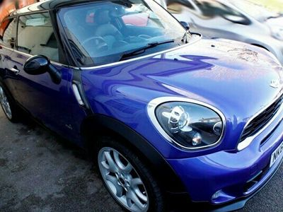 used Mini Cooper S Paceman Cooper S Hatchback 2.0 D ALL4 3d