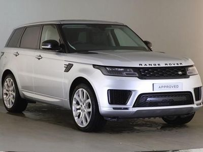 used Land Rover Range Rover Sport 2018 Chester 3.0 SDV6 Autobiography Dynamic 5dr Auto