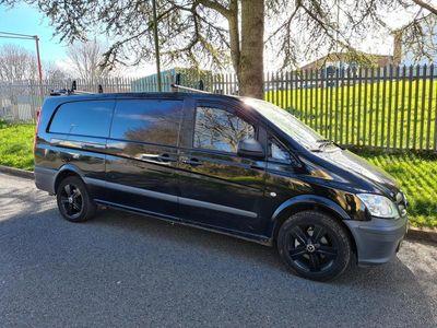 used Mercedes Vito 116CDI Van, 2011 (60)