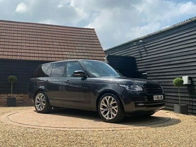 used Land Rover Range Rover 3.0 TDV6 VOGUE 5d AUTO 255 BHP APPLY FOR FINANCE ON OUR WEBSITE