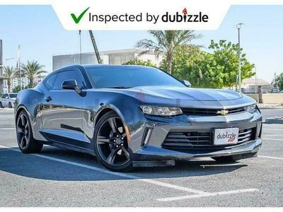 used Chevrolet Camaro INCLUDES SHIPPING, DUTIES AND UK REG COSTS