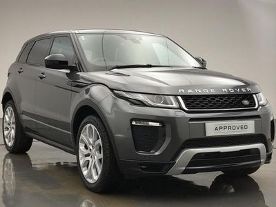 used Land Rover Range Rover evoque 2.0 Si4 (240hp) HSE Dynamic Hatchback