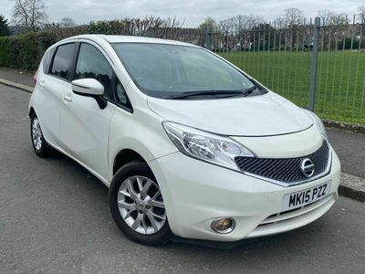 used Nissan Note 1.2 Acenta Premium (Style Pack) 5dr