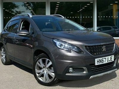used Peugeot 2008 1.6 BlueHDi Allure SUV 5dr Diesel (s/s) (100 ps)