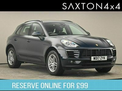 used Porsche Macan 3.0 TD V6 S SUV 5dr Diesel PDK 4WD (s/s) (258 ps)