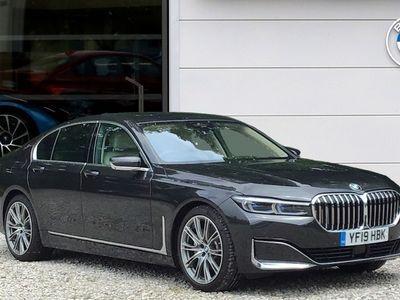 used BMW 730 d Saloon