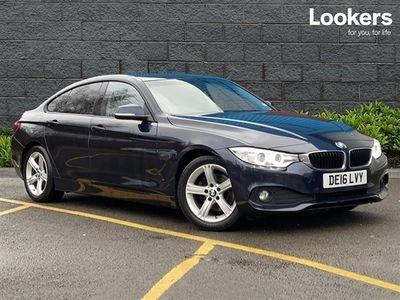 used BMW 420 4 Series d [190] SE 5dr [Business Media]