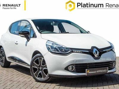 used Renault Clio 0.9Tce (90BHP) Dynamique Nav (S/S) 5-Dr