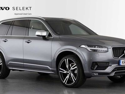 used Volvo XC90 II T5 AWD R-Design Pro Auto (Xemium Pack - 360* Camera - Seven Seat Comfort Pa 2.0 5dr