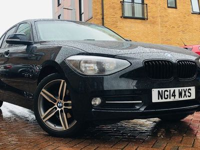 used BMW 118 1 Series 2.0 d Sport Sports Hatch (s/s) 5dr