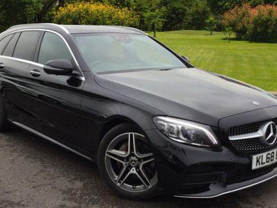 used Mercedes C200 C-ClassAmg Line Premium Plus 5Dr 9G-Tronic