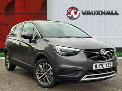used Vauxhall Crossland X 1.5 Turbo D 102PS Griffin 5dr