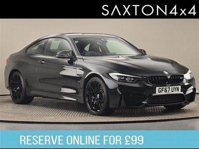 used BMW M4 COMPETITION 2-Door