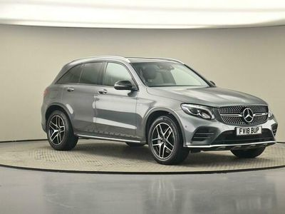 used Mercedes GLC43 AMG GLC4Matic Premium Plus 5dr 9G-Tronic