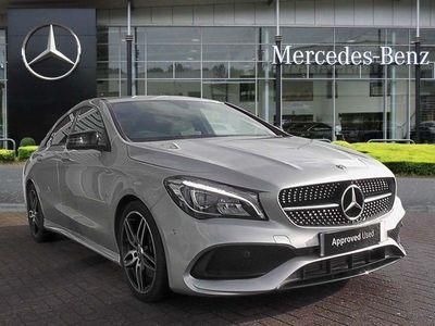 used Mercedes CLA220 CLA 2017 AyrAMG Line 4dr Tip Auto