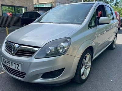 used Vauxhall Zafira 1.9 CDTi 16v SRi 5dr