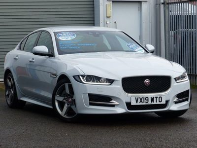 used Jaguar XE R-SPORT 2.0 250PS AUTO *ONE OWNER FROM NEW - LOW MILEAGE* Saloon