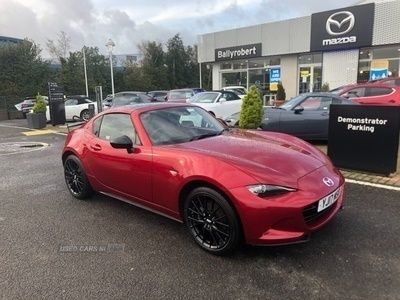used Mazda MX5 2.0 Launch Edition 2dr
