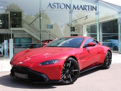 used Aston Martin Vantage Coupe