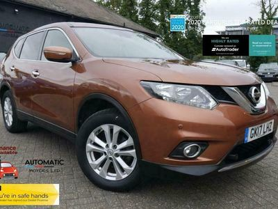 used Nissan X-Trail 1.6 DIG-T ACENTA 5d 163 BHP 2 KEYS 1 OWNER ULEZ BLUETOOTH