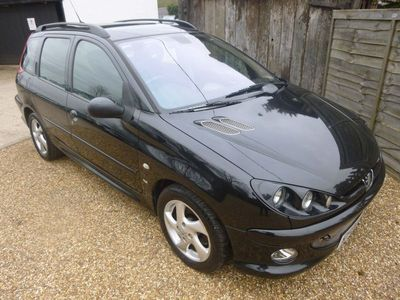 used Peugeot 206 SW 1.6 XSi 5dr