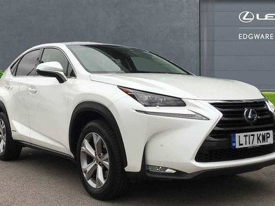 used Lexus NX300h 2.5 Premier 5dr CVT Panoramic Roof