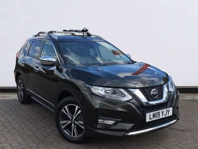 used Nissan X-Trail 1.7 dCi N-Connecta 5dr [7 Seat]