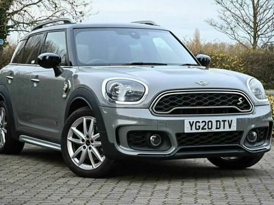 used Mini Cooper S Countryman E Sport