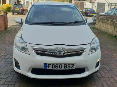 used Toyota Auris 1.8 T Spirit CVT 5dr