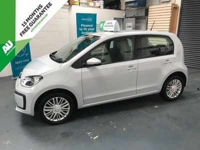 used VW up! Up 2017 UP 1.0 MOVE5d 60 BHP 2017
