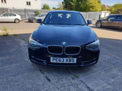 used BMW 116 1 Series 2.0 d Sport Sports Hatch (s/s) 5dr