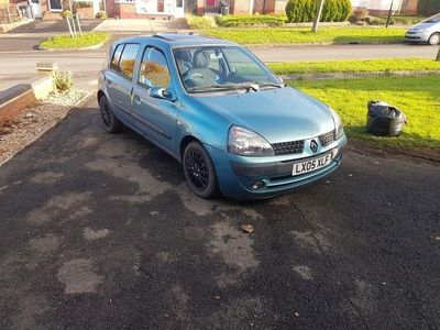 used Renault Clio 1.4 16v Expression 5dr
