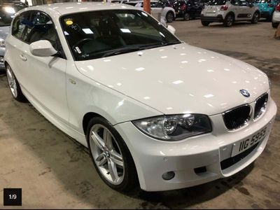 used BMW 116 1 Series 2.0 i M Sport 3dr