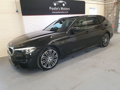 used BMW 530 5 Series 3.0 d M Sport Touring Auto (s/s) 5dr
