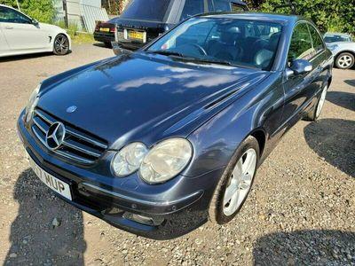 used Mercedes CLK280 CLK 3.0Avantgarde Coupe