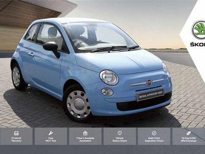 used Fiat 500 1.2 Pop 3-Door
