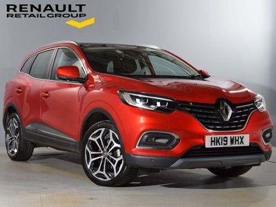used Renault Kadjar 1.3 Tce Gt Line 5Dr