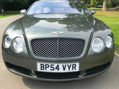 used Bentley Continental GT Coupe 6.0 W12 2d Auto