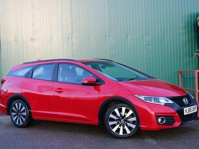 used Honda Civic 1.8 i-VTEC SE Plus 5dr Auto