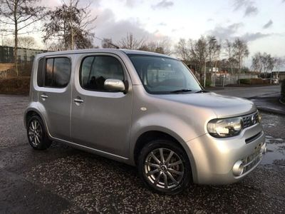 used Nissan Cube Cube 2009 Fresh Import1.5 Z12 V Selection Extronix CVT Reverse Came