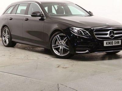 used Mercedes E220 E Class DieselAMG Line 5dr 9G-Tronic Estate 2018