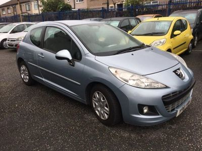 used Peugeot 207 1.4 HDi FAP Active 3dr