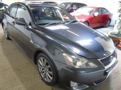 used Lexus IS250 SE-L 4dr Auto