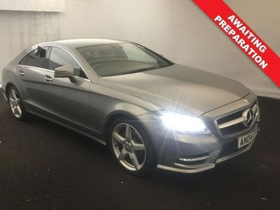 used Mercedes CLS250 CLS CLASS 2.1CDI SPORT AMG 4d 204 BHP