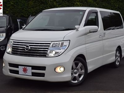 used Nissan Elgrand HIGHWAY STAR 3.5 V6 41K MILES FRESH IMPORT IMMACULATE MPV 2007
