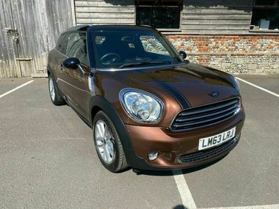 used Mini Cooper D Paceman 1.6 3dr