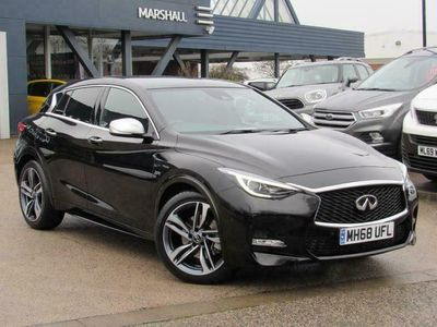 used Infiniti Q30 2.0T Sport 5dr DCT [City Black]