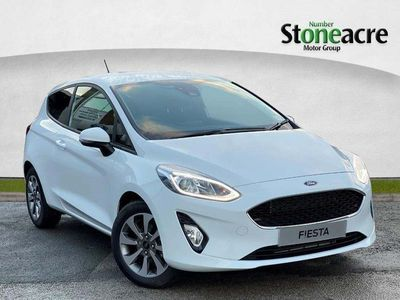 used Ford Fiesta 1.1 Ti-VCT Zetec Hatchback 3dr Petrol Manual (s/s) (85 ps)